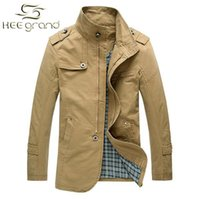 korean men fashion - 2015 New Fashion Men Jacket High Quality Casual Spring Autumn Korean Style Men Coat MWJ570