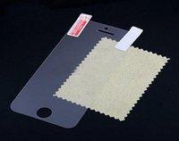 Wholesale 20pcs mm D Premium Tempered Glass film for iphone plus s s plus s S c screen protector TGOPP