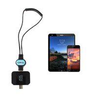 Wholesale 10pcs ATSC Android TV Tuner Digital Receiver Mini USB ATSC TV Stick For Android Pad Phone For USA Canada Mexico Alaska South Korea D5531A
