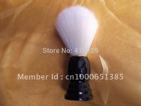 Wholesale No min order limit high quality Shaving Brush beard brush with wooden handle and high quality soft hair