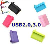 Wholesale Silicone Notebook USB dust plug laptop general dustproof plug usb dust plug Suitable cap gadget charm