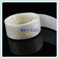 Wholesale DHL Freeshipping MM Diameter Adhesive Tape Double Sided Glue Dot Peelable Craft Roller Stickers