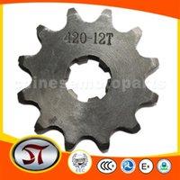 atv sprockets - 420 Tooth mm Engine Sprocket for cc cc ATV Dirt Bike order lt no track
