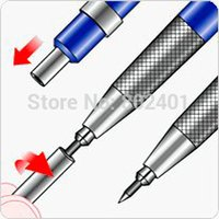 pencil lead 2mm - German style mm mechanical pencil blue pencil automatic pencil lead holder fast delivery