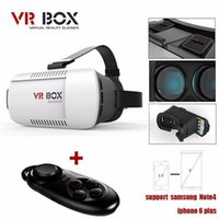 Wholesale Cheap Professional Google Cardboard Original xiaozhai Brand VR BOX Virtual Reality Glasses d Movies Games for quot quot Smart Phone DHL