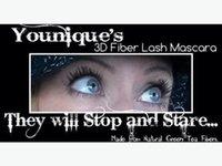Wholesale Hot Sale Younique Mascara D Fiber Lashes Authentic Sealed Natural lashes Makeup set waterproof Mascara sets