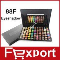 Wholesale 88 Color Eyeshadow Palette Set Professional Makeup kit F