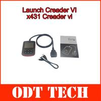 Code Reader obd2 scanner launch - Launch code reader Launch creader Creader VI obd2 obd ii eobd2 code scanner