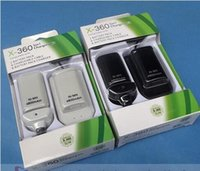 Wholesale Brand New in Charging Kit With Battery For Xbox battery and charger Drop shipping