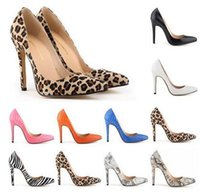 snake print shoes - New Spring Womens Snake leopard zebra Pointed Toe single shoes Womens High Heels Sexy Ladies Cocktail wedding Party Shoes