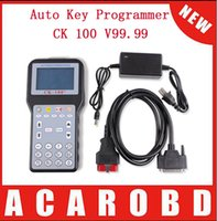 Wholesale CK100 CK Auto Key Programmer CK100 V99 Silca SBB the Latest Generation Auto Key Maker CK100 key programmer