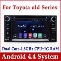 Special In-Dash DVD Player Android car audio dvd - Android Car DVD Player for Toyota RAV4 Hilux Corolla Vios Prado with GPS Navigation Radio BT USB AUX Audio Stereo WIFI