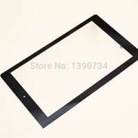 Wholesale Lenovo yoga tablet B8000 quot Touch Panel Touch Screen Digitizer Glass Lens Replacement Repairing Parts