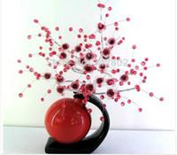 Wholesale Modern Ceramic Vase Caramic Tabletop Vase for Home Hotel Office Club Bar Decor colors choice