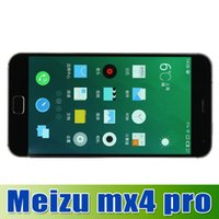 Wholesale Brand new Original Meizu MX4 Pro G FDD Mobile Phone MP Octa Core GB quot IPS Android O OTG NFC GPS WCDMA Flyme4 OS waitingyou