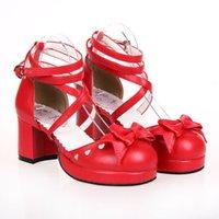 lolita shoes - LOLITA Shoes New Shoes Red Lolita Princess Shoes