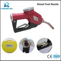 Wholesale Fuel dispenser nozzle with flow meter