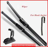 auto wiper blades - Natural Rubber Car Wiper Blade auto soft windshield wiper any size choice in price ATP010
