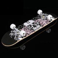 Wholesale cm Skateboard Hot Good Quality Roller Board Multi Colors Welcomed By Men And Women Wheels Mini Longboard Freeshipping