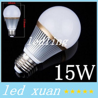 arrival efficiency - New Arrival W Led bulb E27 E26 E14 Warm Nature Cool White led Spotlight light lamp Dimmable Energy Efficiency V CE ROHS