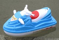 Wholesale Kid s Electric Ship Model Without remote control Baby Bath toy Motorboats Yacht Sailing Boat for Playing Water Outdoor Toy Style