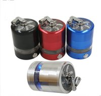 led light parts - metal grinder parts mm diameter cm tall mixcolor aluminum grinder LED three light