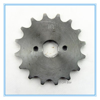 Wholesale 520 teeth mm Axle engine front sprocket Pignon Quenching Harden Quality Factory Directly