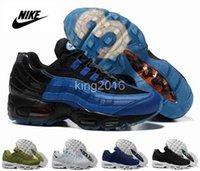 stussy - 2016 Stussy x Nike Air Max Hyp Retro Men s Running Shoes Cheap Athletic Boots Trainers Sport Sneakers Eur