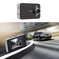 1 channel mini car camera - 2 inch LCD P HD Car Recorder DVR Camera Mirror Wide Angle Vehicle Parking Camcorder Night Vision Driving Mini Dashcam car dvr K2163