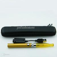 Wholesale H2 Atomizer evod ego battery Electronic Cigarette e cigarette Kit Rechargeable mAh mAh mAh Battery for ego starter kit