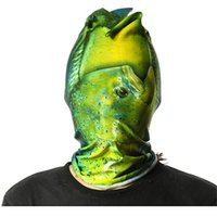 Wholesale Multi function Scarf Headband Face Mask Outdoor Fishing Neck Protector