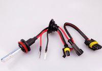 Wholesale Xenon HID bulbs headlight AC W Car Headlight H1 H3 H4 H7 H8 H9 H27 HB3 HB4 k K K K K hot