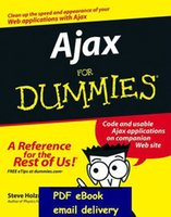 Wholesale Ajax For Dummies