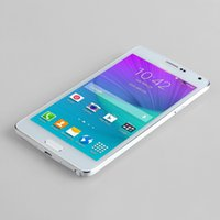 Wholesale Real Note Quad Core MTK6582 Android Smartphone Rom G Ram G IPS Screen Resolution Metal Side G Smartphone Heart Rate