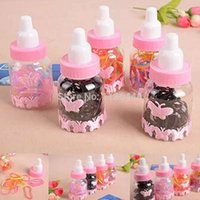 baby milk band - Cute Milk Bottle Children Baby Girl Ponytail Elastic Hair Rubber Hair Bands Accessories Colorful h7r