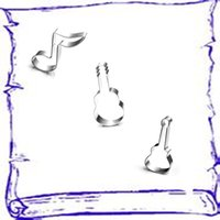 beautiful violin music - D Beautiful Music Note amp Violin amp Electronic Guitar Shape Stainless Steel Cookie Cutter Candy Paste Cake Decorationg Biscuit