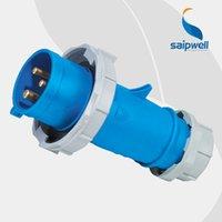 Hot Vendas CEE / IEC 3P / 16A / IP67 Waterproof Plugues e tomadas industriais SP278