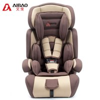 Wholesale Ai Bao child car safety seat baby infant car seat months years old eight color options HC