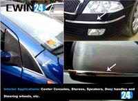 interior trim - 5M Chrome Trim Strip Car Interior Door Mould Molding Dec Universal high quality Adhesive Sticker