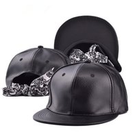 baseball caps and scarves - 2014 New Fashion Snapback Bone Scarves and leather stitching Baseball Cap For Women Men Hip Hop Snap Back Hat