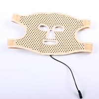 infrared beauty mask - Fu Yuan authentic beauty mask face lift and electric heating infrared mask pigmentation pores