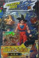 Wholesale Mini JP Anime Dragon Ball Z Dragon Ball Goku Piccolo PVC Action Figure Set Super Saiyan Figuarts Zero PVC