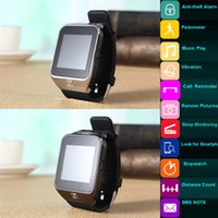 Wholesale 2015 Smart Watch M9 Gear Bluetooth S29 Smartwatch Wrist Watch Mobile Phone Health Wristband Mate for Android IOS iPhone Samsung HTC Xiaomi