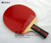 Wholesale Tim table tennis racket Boer double reverse micelles finished filming BL008