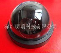 Wholesale Simulation of induction machine large dome camera surveillance camera LED lights flashing high simulation fake monitor