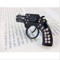 spyware - PR Fashion Jewelry For Women Sexy Spyware Pistol Ring