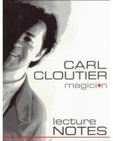 Wholesale Carl Cloutier Lecture Notes TOPIT PATTERN Only PDF file send via email Close up magic