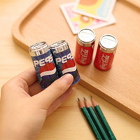 Wholesale Mini Pencil Sharpener Student Gift School Stationery Dual Stationery Pencil Stationery Stuff Office Funny Supplies Awards Desktop Gadgets