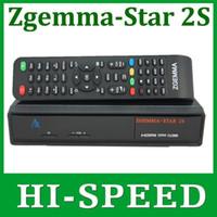 Cheap Receivers ZGEMMA-STAR 2S Best DVB-S Zgemma zgemma star 2s