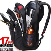 Wholesale Backpack students leisure sports tourism bag business laptop bag computer bag inch inch inch